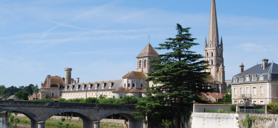 Photo Abbaye de Saint-Savin